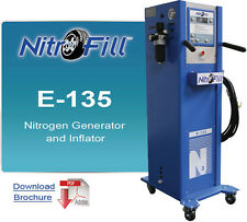 NitroFill E-135 Nitrogen Generator for tires