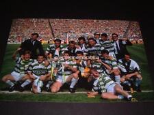 CELTIC FC 1989 SCOTTISH CUP FINAL TOMMY BURNS ROY AITKEN JOE MILLER