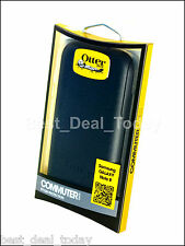 OTTERBOX COMMUTER SHELL CASE FOR SAMSUNG GALAXY NOTE 2 II T889 T-MOBILE BLACK