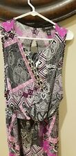 style & co dress size small sleevles