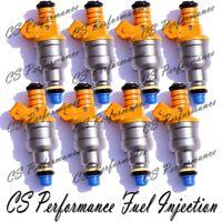 OEM Bosch Fuel Injectors Set (8) 0280150943 High Performance Flow Matching