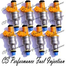 OEM Bosch Fuel Injectors Set (8) 0280150943 - Rebuilt & Flow Matched in the USA!