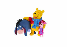 Walt Disney Winnie The Pooh figure Demons & Merveilles  Statue tigger pig donkey