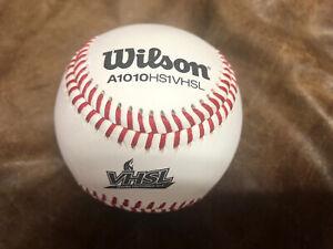 Wilson A1010HS1 Baseball. (YBS). 1 DOZEN