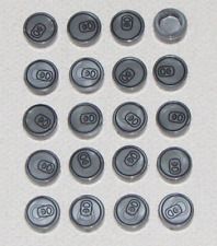 LEGO LOT OF 20 NEW POP CAN TOP SODA BOTTLE PIECES PARTS