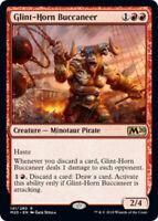 Glint-Horn Buccaneer x4 Magic the Gathering 4x Magic 2020 mtg card lot