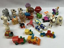 Vintage Lot 25 TOMY & Other Wind Up Toys Working And Non Working