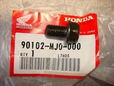 HONDA NOS OEM STEP BOLT GL 1500 C GOLDWING 1997-1999 PART # 90102-MJ0-000