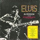 Elvis Presley ELVIS IN PERSON - FTD 77 New / Sealed CD