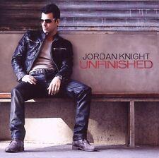 JORDAN KNIGHT - UNFINISHED  CD+++++++++13 TRACKS+++++++ NEW+