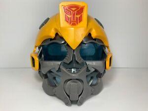 Hasbro Transformers Bumblee Mask Helmet - Wont Turn On. - Free Tracked Postage!