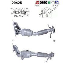 Catalizador FORD FOCUS 1.6i 16V 1596 cc 74 Kw / 101 cv HWDA/B - SHDA/B 9/04>8/10