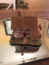 Lilliput Lane Leagrave Cottage 1994 Signed Original Box And Deed