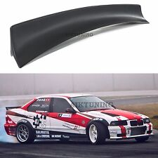 BMW E36 Rear Boot Lid Trunk Spoiler Ducktail Wing Lip 4 Door Sedan Duck Tail