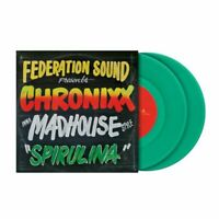 "Serato x FEDERATION SOUND - CHRONIXX Inna MADHOUSE 7"" Music and Control Vinyl"
