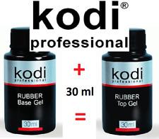 2in1 BASE + TOP 30ml. Rubber. sale 15%! Kodi Professional - Gel LED/UV ORIGINAL