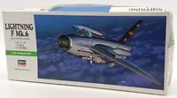 Hasegawa 1/72 Scale Model Aircraft Kit 00245 - Lightning F Mk.6