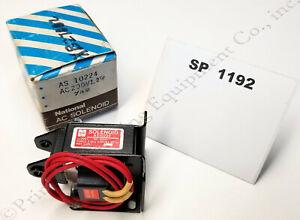 Matsushita Panasonic AS10224 Pull Type 200VAC Solenoid 920-601-003 Stock# SP1192