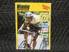 Winning Magazine - Premier Issue 1983 - Bonus Hat!