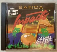Banda Impacto - La Yuca CD 1991 Sonotone Latin Merengue