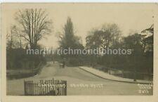 Bridge & Water Carshalton, Surrey, Golding 8076 RP Postcard, B931