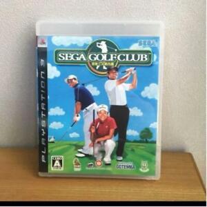 PS3 Miyasato Kyoudai Naizou Sega Golf Club 35019 Japanese ver from Japan