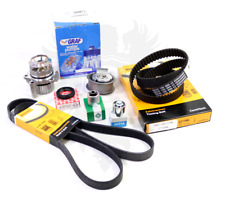 2.0T OEM Audi A4 BWT BPG 2.0T Turbo FSI Deluxe Timing Belt and Water Pump Kit