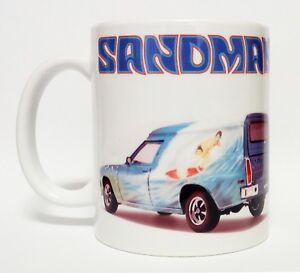 300ml COFFEE MUG - HOLDEN SANDMAN