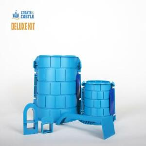 NEW Deluxe Tower Kit, Split Mold Sand Castle Construction by Create A Castle