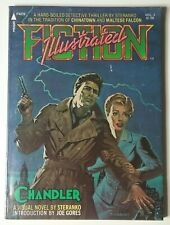 FICTION ILLUSTRATED, VOL. 3: CHANDLER (1st printing, 1976) STERANKO VF