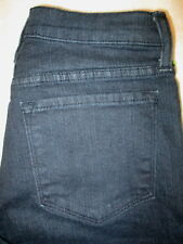 Not Your Daughters Jeans NYDJ Stretch Crop Capri Womens Jeans Size 10 P x 19 New