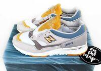 END x New Balance 1500 Grey Heron Blue Yellow Exclusive UK 4 5 6 7 8 9 10 US New