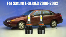LED For Saturn L-SERIES 2000-2002 Headlight Kit 9006 HB4 CREE Bulbs Low Beam