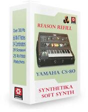 Reason Refill Yamaha CS 80