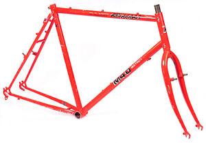 Vintage Kuwahara M40 Instinct Bicycle MTB Mountain Bike Frameset 58 cm