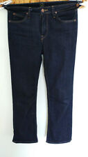 JEANS LEE CAMERON DENIM BLU SCURO STONEWASH TG.42 W28 L30 REGULAR FIT