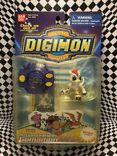 Digimon Action Feature Gomamon Bandai Figure w/ Head Action