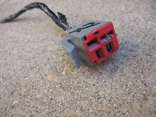 MUSTANG FOG LIGHT LAMP SWITCH CONNECTOR PIGTAIL PLUG WIRE HARNESS 94 04 FACTORY