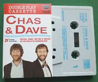Chas & Dave Self Titled inc Rabbit & Gertcha + Double Play Cassette Tape TESTED