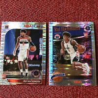 RUI HACHIMURA 2019-20 2020 NBA HOOPS PREMIUM STOCK SILVER ROOKIE PULSAR LOT