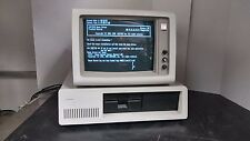 Rare IBM 5150 Vintage Personal Computer PC With 5153 CRT Monitor - Power Tested