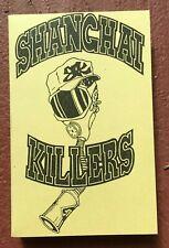 THE SHANGHAI KILLERS 1998 punk hardcore metal demo / private press cassette tape