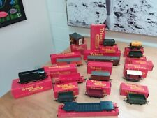 Vintage  triang tri ang train set engine rolling stock carriage bulk lot oo/  ho