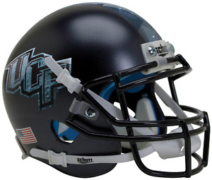 CENTRAL FLORIDA GOLDEN KNIGHTS Schutt XP Full Size AUTHENTIC Football Helmet UCF