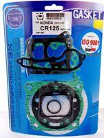 KR Dichtsatz Zylinder TopEnd HONDA CR 125 R 87-89 NEU ... Cylinder Gasket set
