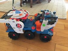 Imaginext Super Nova Battle Rover