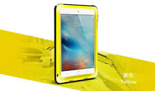For Outdoor Shockproof Waterproof Case Cover Glass Screen Protector for iPad