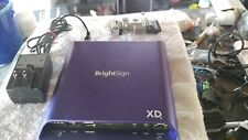 BrightSign Xd233 4K Advanced Html5 Media Player Standard I/O Hdmi Xd3