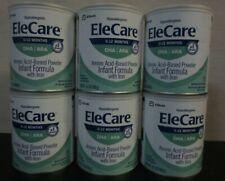 EleCare Infant Formula, with Iron, Amino Acid-Based Powder - 6 Cans - 14.1 Oz Ea