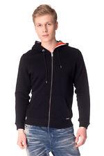 RRP€160 DIESEL Size L Men's S-ELE 0KADF Long Sleeve Full Zip Hoodie / Sweatshirt